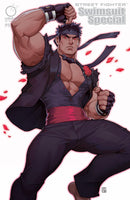 2020 Street Fighter Swimsuit Special CVR X4 - Groom Evil Ryu - Online Exclusive