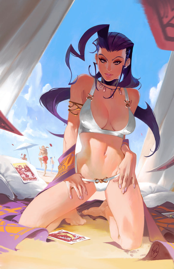 2020 Street Fighter Swimsuit Special CVR X3 - Shadaloo Bride Cammy - Online Exclusive
