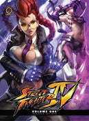 Street Fighter IV Volume 1: Wages of Sin Hardcover