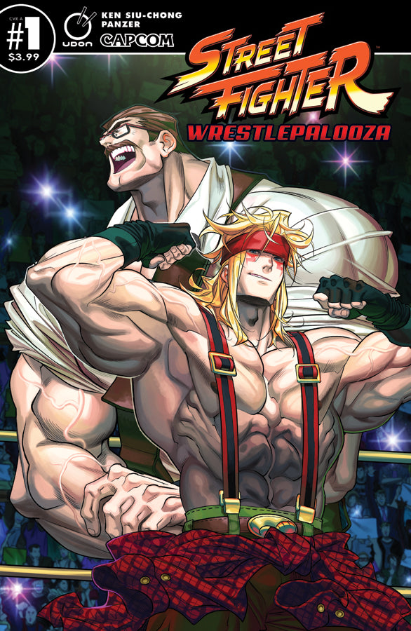 Street Fighter: Wrestlepalooza