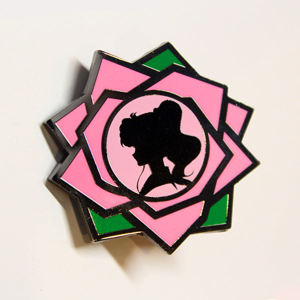 Sailor Moon Crystal Character Icon Pin - Sailor Jupiter