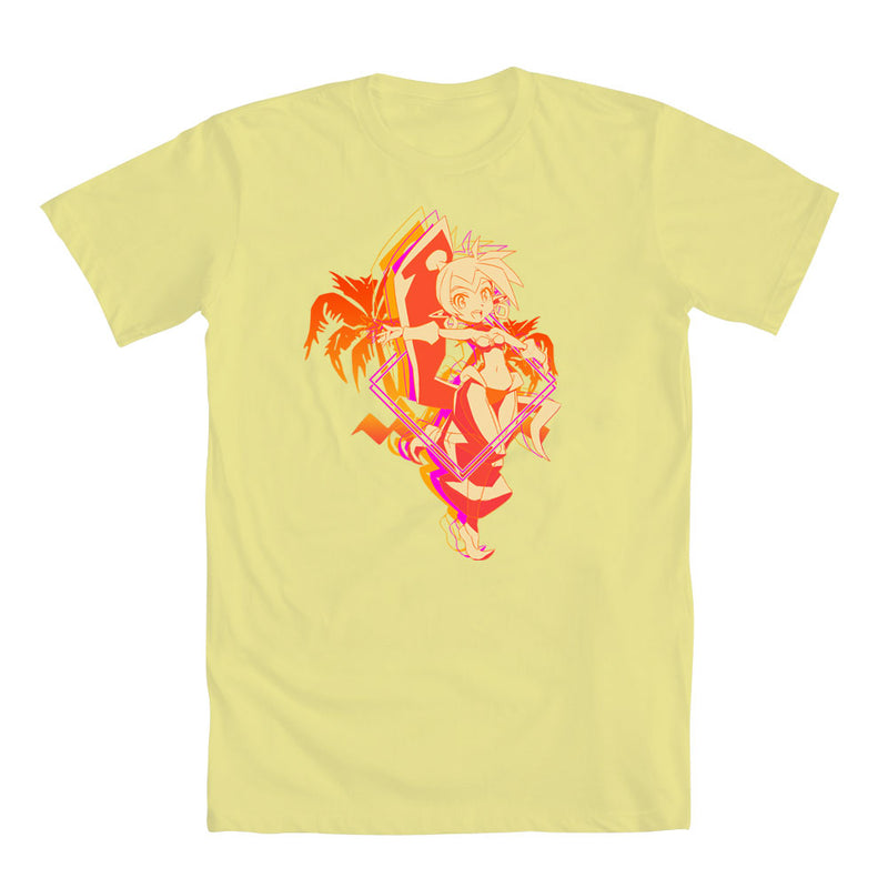 Shantae Sunset Icon Tee (Pre-Order)