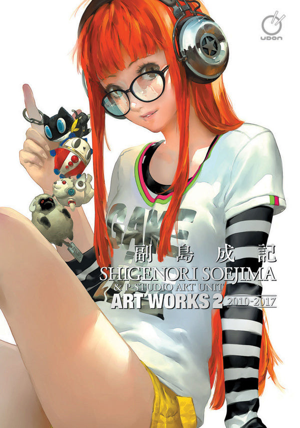 Shigenori Soejima & P-Studio Art Unit: Art Works 2