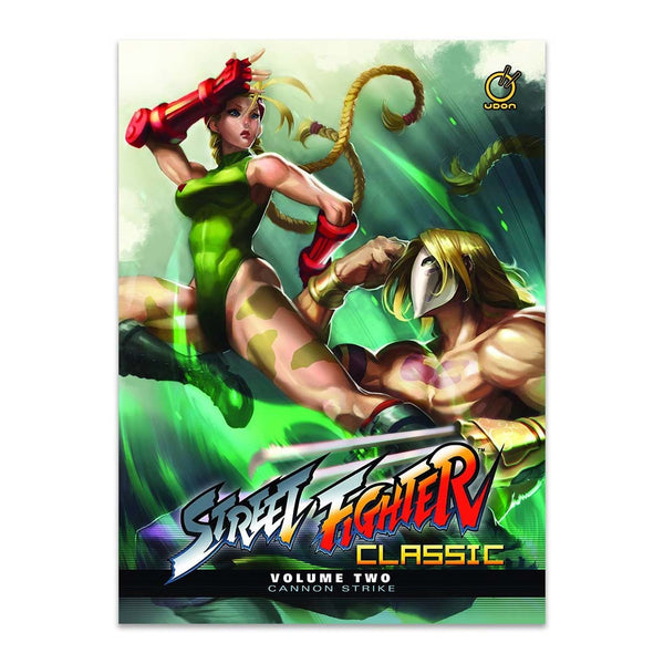 Street Fighter Classic Vol.2: Cannon Strike (Hardcover)