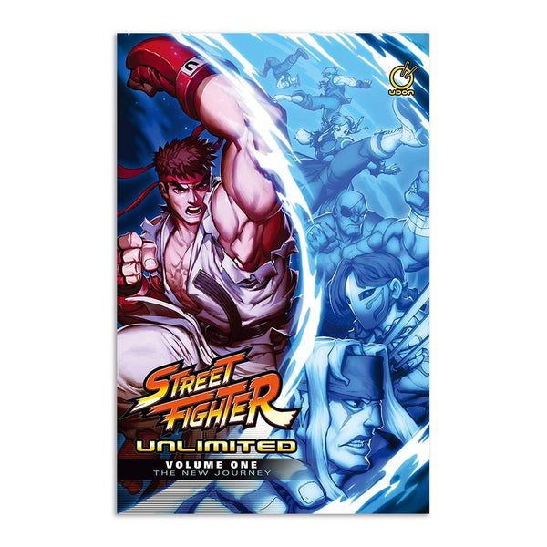 Street Fighter Unlimited Vol.1: The New Journey (Hardcover)