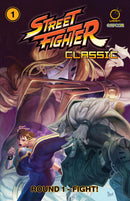 Street Fighter Classic Volume 1: Round 1 - Fight!