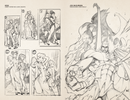 UDON X Capcom: Sketchbook Beta - CVR B - Online Exclusive