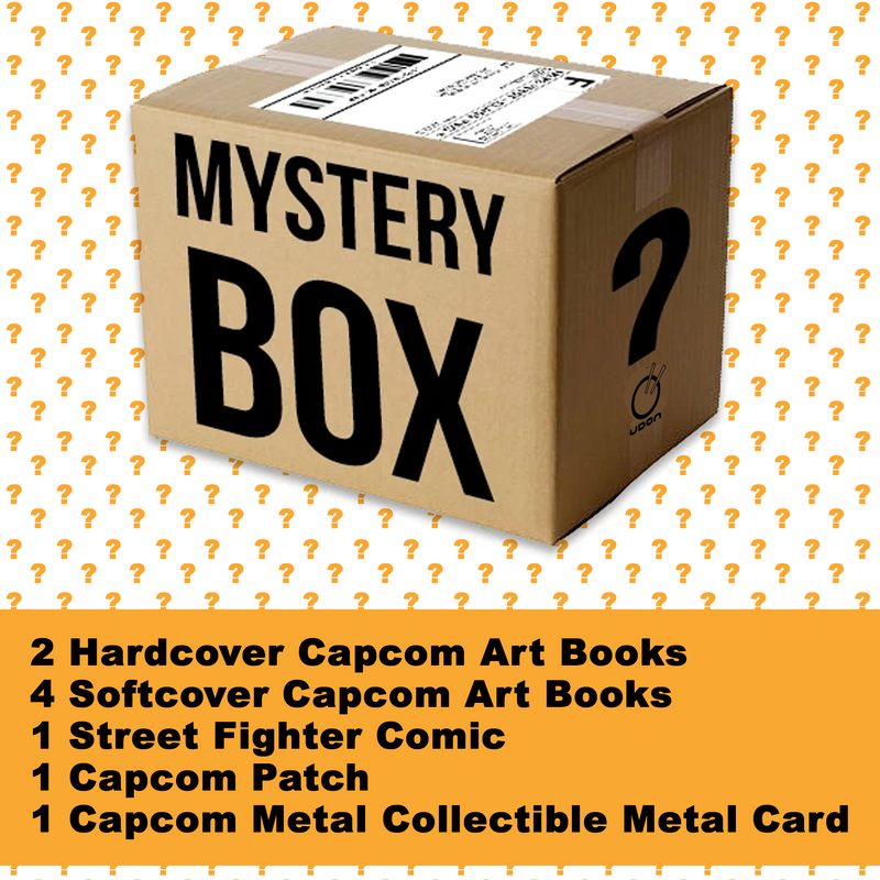UDON x CAPCOM 2020 MYSTERY BOX