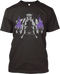 Street Fighter M. Bison 2 Sided Foil Tee