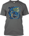 Monster Hunter World Azure Rathalos Tee