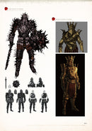 Dark Souls: Design Works (Hardcover)
