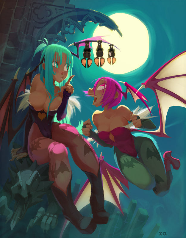Darkstalkers Tribute (Hardcover)