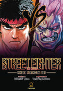 Street Fighter The Novel: Where Strength Lies (Hardcover)