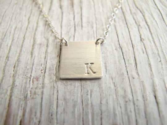 Tiny Square Initial