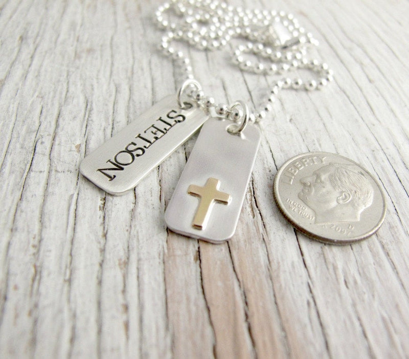 Communion Jewelry, First Confirmation Necklace