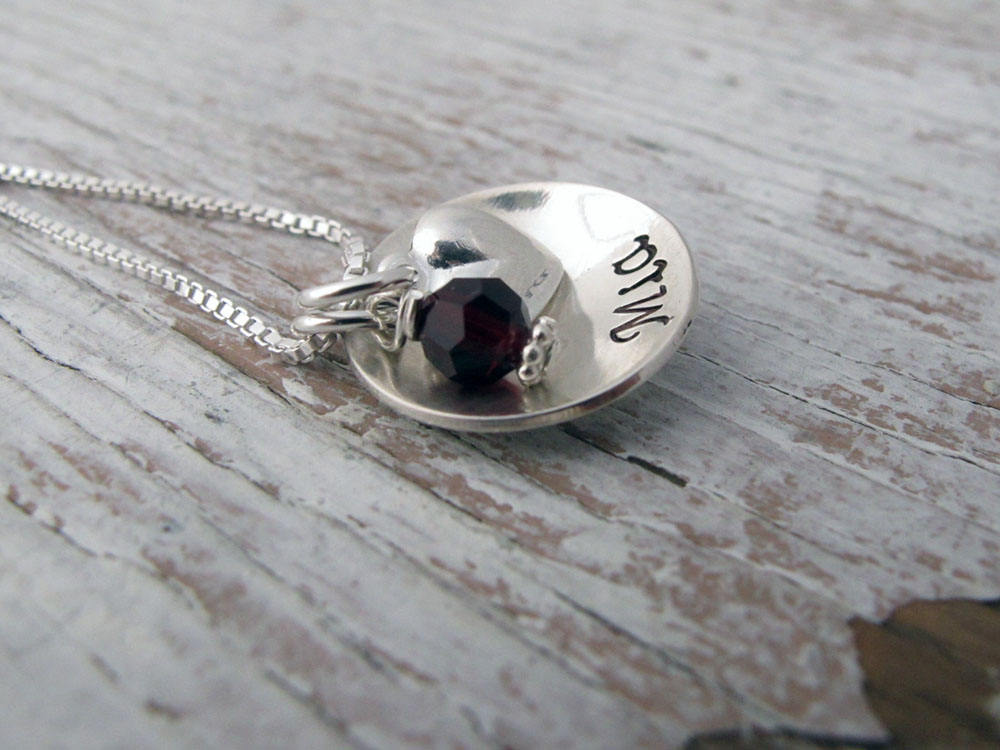 Bowl Necklace, One Name