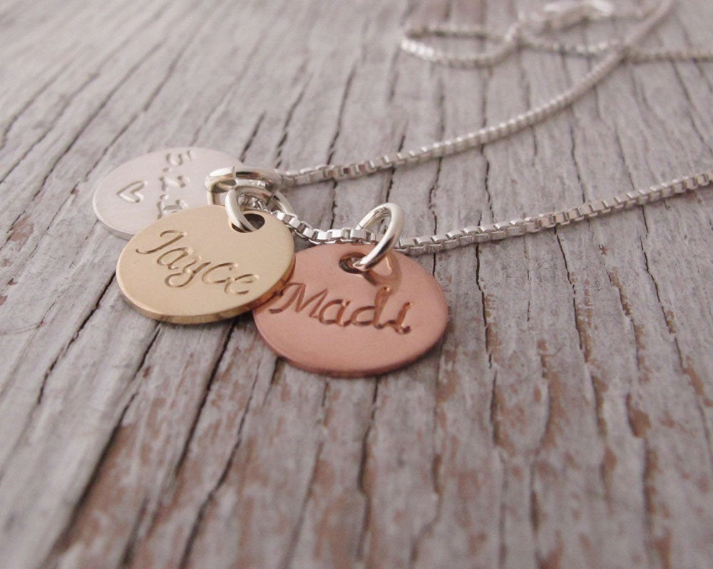 Personalized Initial Jewelry