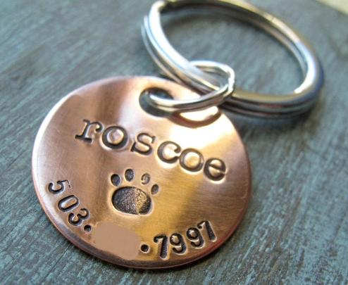 Pet ID Tag Dog or Cat