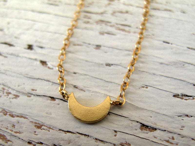 Love You To The Moon Gold Set