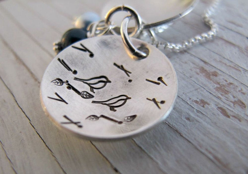 Mama Bird Locket
