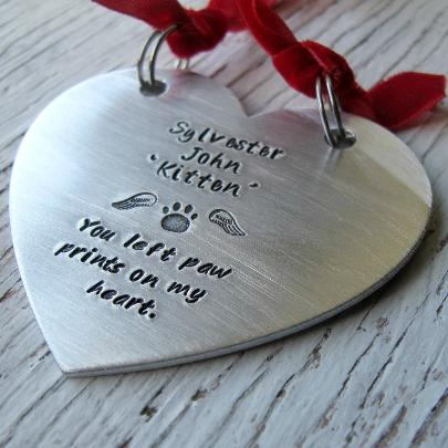 Heart Ornament, Christmas