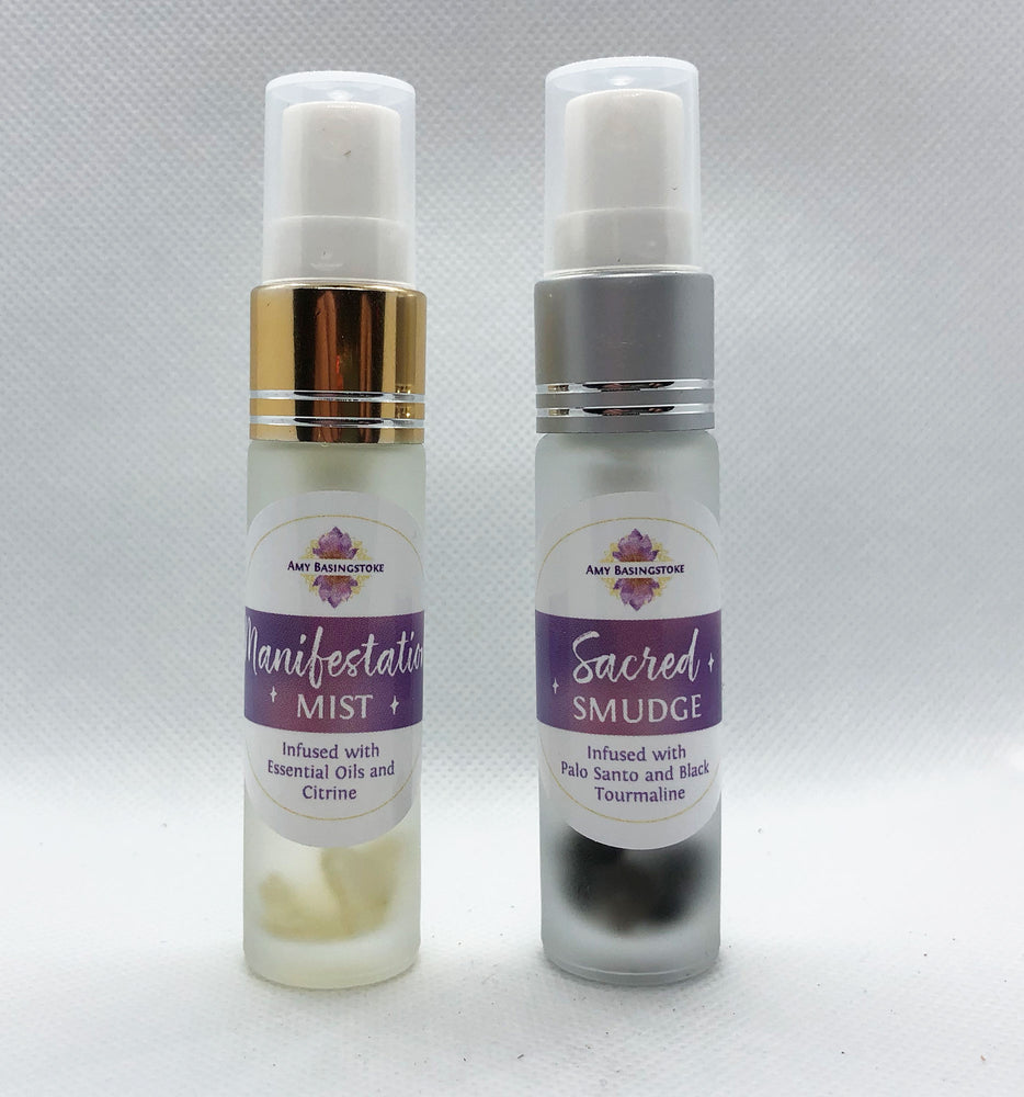Clearing & Vibrational Sprays Bundle - Amy Basingstoke
