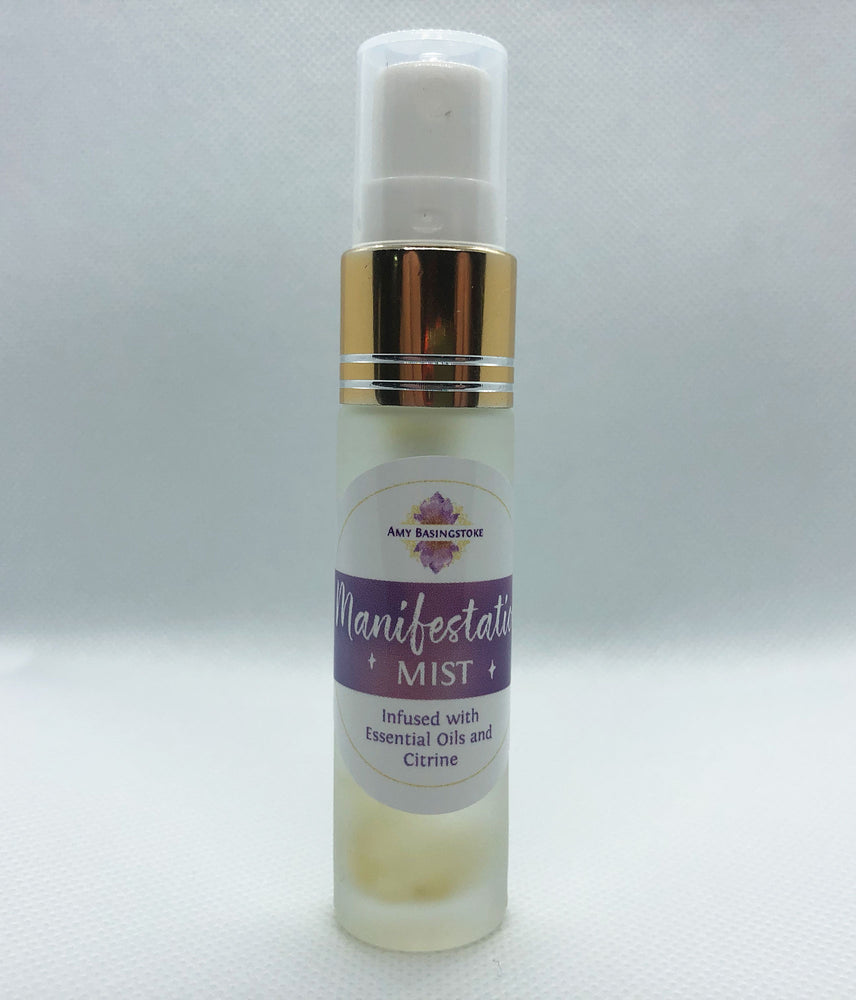 Manifestation Mist Vibrational Spray - Amy Basingstoke