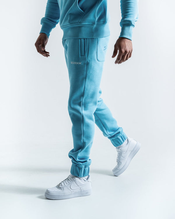 BOXRAW_Johnson Bottoms - Baby Blue