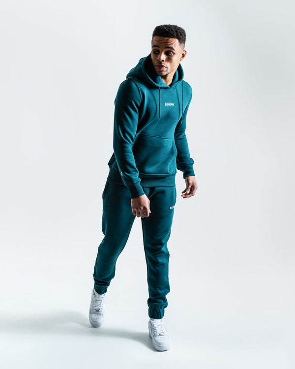 BOXRAW_Johnson Bottoms - Green
