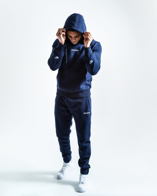 BOXRAW_Johnson Bottoms - Navy