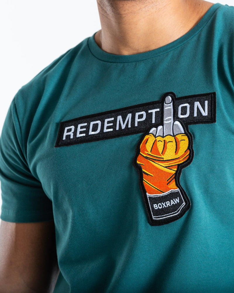 Redemption T-Shirt - Green
