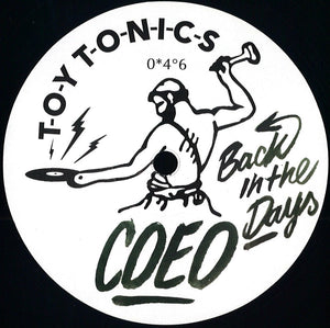 Coeo - Back In The Days [TOYT046]