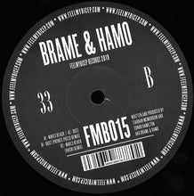 Load image into Gallery viewer, Brame & Hamo ‎– Waves Reach [FMB015] - Bitwax