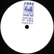 Load image into Gallery viewer, Jarc ‎– Jarc Sounds 001 [JARC001]