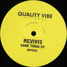 Load image into Gallery viewer, Revivs - Same Thing Ep [QVY002]