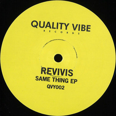 Revivs - Same Thing Ep [QVY002]