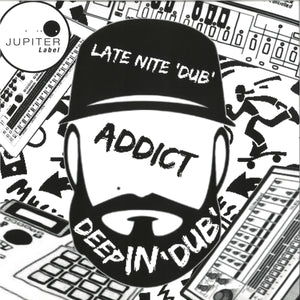 "Late Nite 'DUB' Addict ‎– Deep In ""DUB"" [JLV004] - Bitwax"