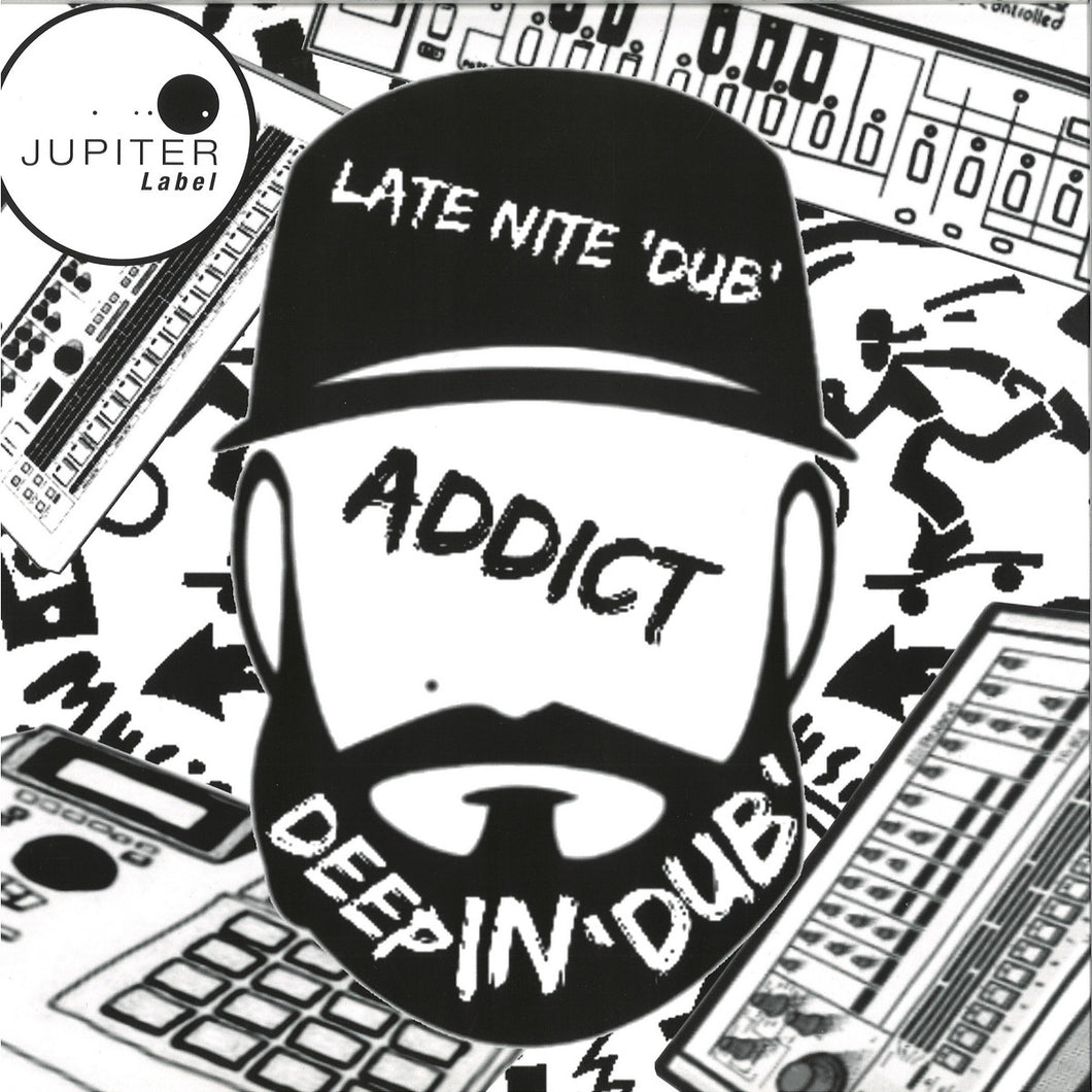 Late Nite 'DUB' Addict ‎– Deep In