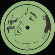 Load image into Gallery viewer, Black Loops ‎– I Know You EP [SNF044] - Bitwax