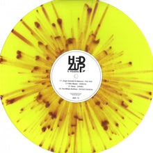 "Load image into Gallery viewer, Various - HEDZUP 5th Anniversary 2x12"" (colored vinyl) [HDZ10]"