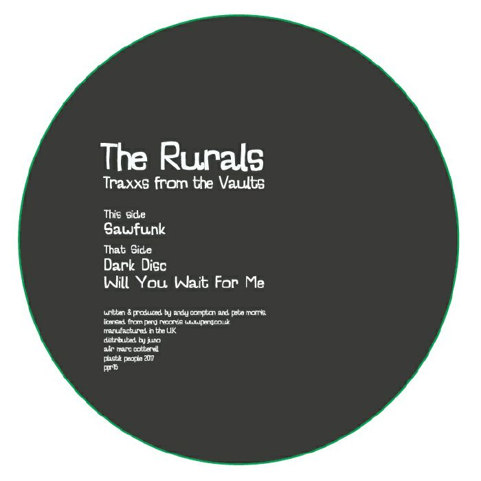The Rurals - Traxx From The Vaults - Bitwax