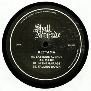Kettama - Eastside Avenue EP - Bitwax