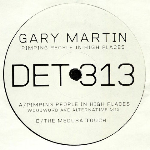 Gary Martin - Pimping People In High Places