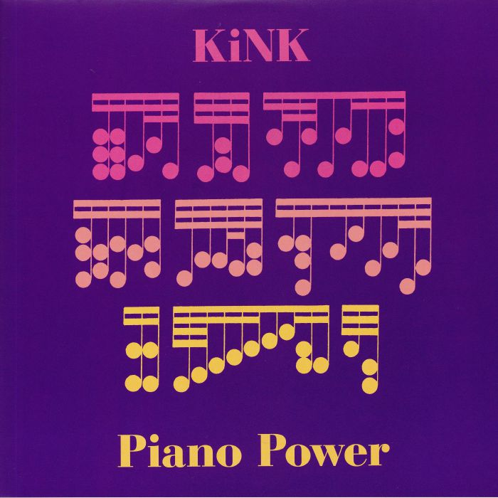 KiNK - Piano Power - Bitwax