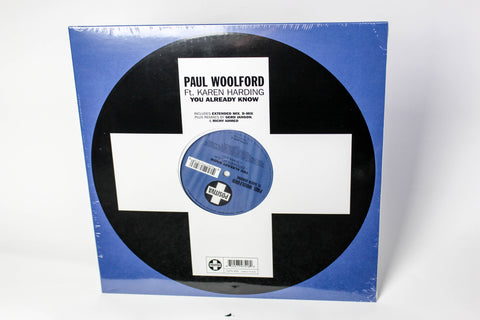 Paul Woolford ‎– You Already Know Feat. Karen Harding