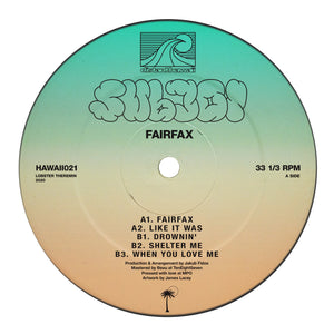Subjoi - Fairfax EP [HAWAII021] - Pre Order - Bitwax