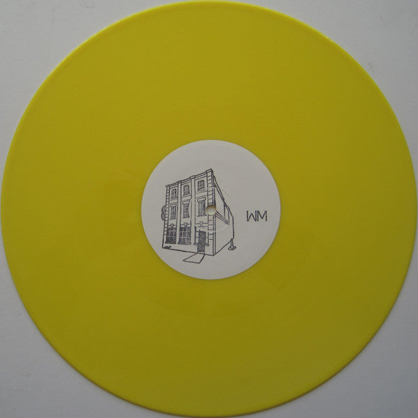 Mella Dee ‎– Warehouse Music 001 [WM001] - Bitwax