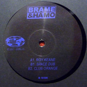 Brame & Hamo ‎– Club Orange EP [B&H002] - Bitwax