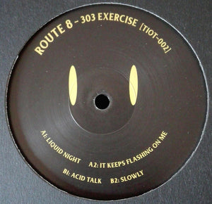 Route 8 ‎– 303 Exercise - Bitwax