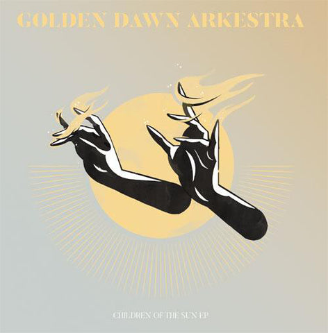 "Golden Dawn Arkestra - Children Of The Sun EP (12"", EP + 7"") [RNTR027]"